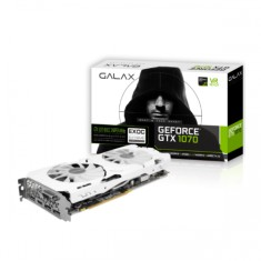 Foto Placa de Video NVIDIA GeForce GTX 1070 8 GB GDDR5 256 Bits Galax 70NSH6DHN1WS