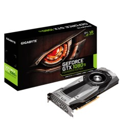 Foto Placa de Video NVIDIA GeForce GTX 1080 Ti 11 GB GDDR5X 352 Bits Gigabyte GV-N108TD5X-B