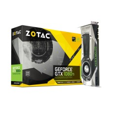 Foto Placa de Video NVIDIA GeForce GTX 1080 Ti 11 GB GDDR5X 352 Bits Zotac ZT-P10810A-10P
