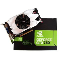 Foto Placa de Video NVIDIA GeForce GTX 750 2 GB GDDR5 128 Bits Mymax MVGA/NT75GU025F