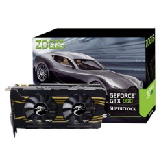 Foto Placa de Video NVIDIA GeForce GTX 960 4 GB GDDR5 128 Bits Zogis ZOGTX960-4GD5SC