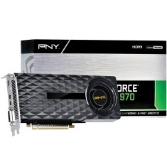Foto Placa de Video NVIDIA GeForce GTX 970 4 GB GDDR5 256 Bits PNY VCGGTX9704R2XPB