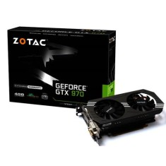 Foto Placa de Video NVIDIA GeForce GTX 970 4 GB GDDR5 256 Bits Zotac ZT-90101-10P