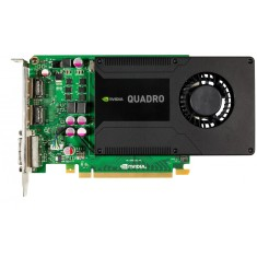 Foto Placa de Video NVIDIA Quadro K2000 2 GB GDDR5 128 Bits PNY VCQK2000-PORPB