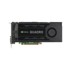 Foto Placa de Video NVIDIA Quadro K4000 3 GB GDDR5 192 Bits PNY VCQK4000-PB