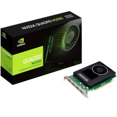 Foto Placa de Video NVIDIA Quadro M2000 4 GB GDDR5 128 Bits PNY VCQM2000-PORPB