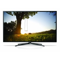 "Foto Smart TV LED 3D 40"" Samsung Série 6 Full HD UN40F6400"