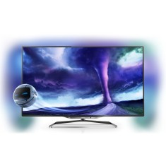 "Foto Smart TV LED 3D 55"" Philips Série 8000 Full HD 55PFL8008"