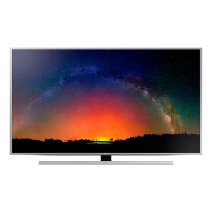 "Foto Smart TV LED 3D 55"" Samsung Série 8 4K UN55JS8500"