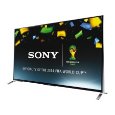 "Foto Smart TV LED 3D 55"" Sony Bravia Full HD KDL-55W955B"
