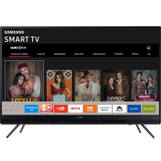 "Foto Smart TV LED 40"" Samsung Série 5 Full HD UN40K5300"