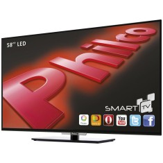 "Foto Smart TV LED 42"" Philco Full HD PH42M61DSGW 3 HDMI"