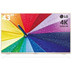 "Foto Smart TV LED 43"" LG 4K 43UF6900 2 HDMI"