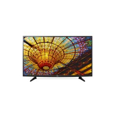 "Foto Smart TV LED 43"" LG 4K 43UH6100 3 HDMI"