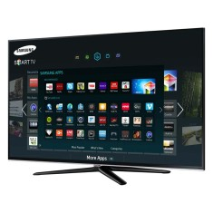 "Foto Smart TV LED 48"" Samsung Série 5 Full HD UN48H5550 3 HDMI"
