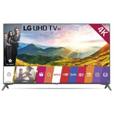 "Foto Smart TV LED 49"" LG 4K HDR 49UJ7500 4 HDMI"