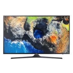 "Foto Smart TV LED 49"" Samsung Série 6 4K 49MU6100"