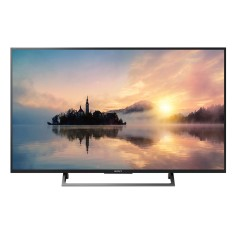 "Foto Smart TV LED 49"" Sony Bravia 4K HDR KD-49X705E"