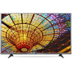 "Foto Smart TV LED 55"" LG 4K HDR 55UH6150 3 HDMI"