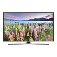 "Foto Smart TV LED 55"" Samsung Série 5 Full HD UN55J5500 3 HDMI"