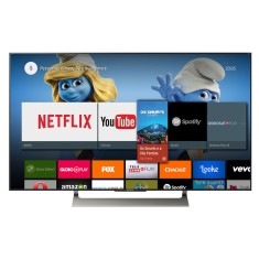 "Foto Smart TV LED 65"" Sony 4K HDR XBR-65X905E 4 HDMI"