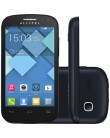 Smartphone Alcatel One Touch Pop C3 4033E 4GB 5,0 MP 2 Chips Android 4.2 (Jelly Bean Plus) 3G Wi-Fi