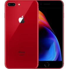 Foto Smartphone Apple iPhone 8 Plus Vermelho 64GB 4G