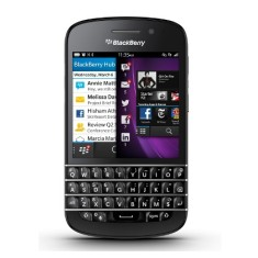 Foto Smartphone BlackBerry 16GB Q10 4G OS