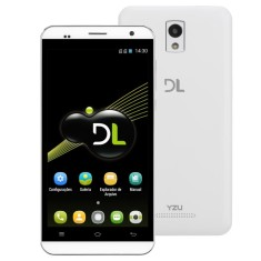 Foto Smartphone DL Eletrônicos 8GB YZU DS3 Android 5,0 MP