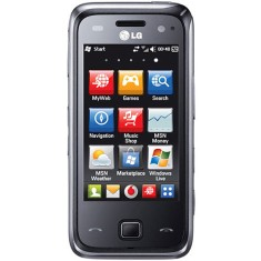 Foto Smartphone LG Sm@rt GM750 Windows Mobile 5,0 MP