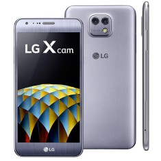 Foto Smartphone LG X X Cam 16GB K580 13,0 MP 2 Chips Android 6.0 (Marshmallow) 3G 4G Wi-Fi