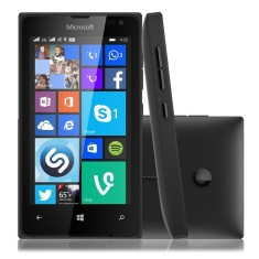 Foto Smartphone Microsoft Lumia 435 8GB Windows Phone