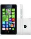 Smartphone Microsoft Lumia 435 Dual DTV TV Digital 8GB 2,0 MP 2 Chips Windows Phone 8.1 Wi-Fi 3G