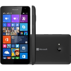 Foto Smartphone Microsoft Lumia 535 8GB Windows Phone