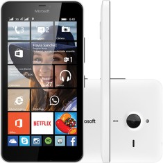 Foto Smartphone Microsoft Lumia 8GB 640 XL Windows Phone
