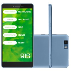 Foto Smartphone Mirage 91S 32GB 4G Android