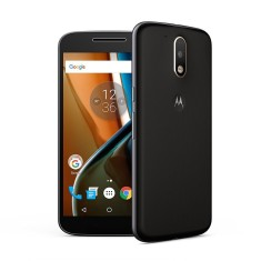 Foto Smartphone Motorola Moto G G4 16GB XT1621 13,0 MP 2 Chips Android 6.0 (Marshmallow) 3G 4G Wi-Fi
