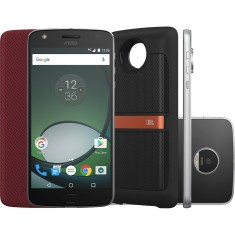 Foto Smartphone Motorola Moto Z Play Sound Edition 32GB XT1635-02