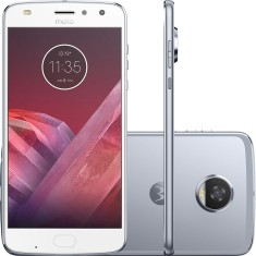 Foto Smartphone Motorola Moto Z Z2 Play 64GB XT1710 12,0 MP 2 Chips Android 7.1 (Nougat) 3G 4G Wi-Fi