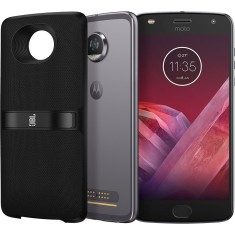Foto Smartphone Motorola Moto Z Z2 Play New Sound Edition XT1710 64GB