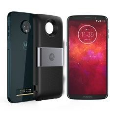 Foto Smartphone Motorola Moto Z Z3 Play Power Pack & DTV Edition XT1929-5 64GB