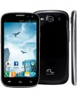 Smartphone Multilaser City 4GB P3246 8,0 MP 2 Chips Android 4.2 (Jelly Bean Plus) Wi-Fi 3G