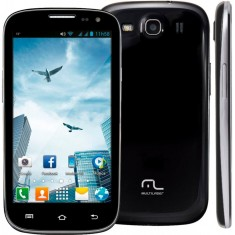 Foto Smartphone Multilaser City 4GB P3246 Android