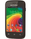 Smartphone Multilaser MS2 4GB P3278 3,0 MP 2 Chips Android 4.2 (Jelly Bean Plus) Wi-Fi 3G