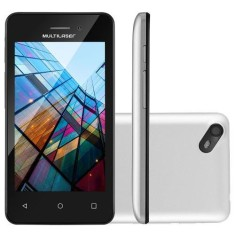 Foto Smartphone Multilaser MS40S 8GB P9025 Android