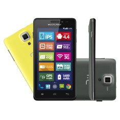 Foto Smartphone Multilaser MS5 Colors P3310 4GB Android