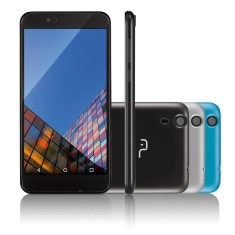 Foto Smartphone Multilaser MS55 Colors 8GB P9003 Android