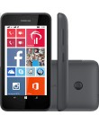Foto Smartphone Nokia Lumia 530 Dual 4GB 5,0 MP 2 Chips Windows Phone 8.1 Wi-Fi 3G