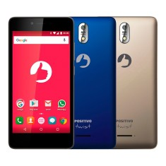 Foto Smartphone Positivo Twist S520 S 8GB Android