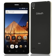 Foto Smartphone Q.touch EVO Q09 8GB Android 8,0 MP